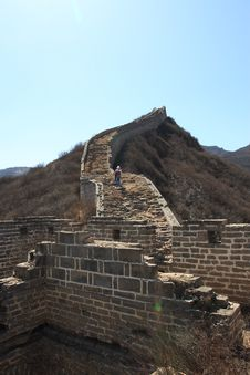Free The Remnant Greatwall Stock Image - 4796881
