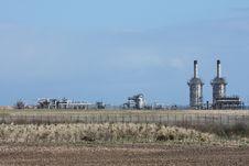 Free St Fergus Gas Terminal/Refinery Stock Photography - 4796912