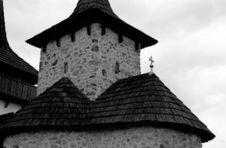 Free Gurasada Old Stone Church Stock Image - 4797281