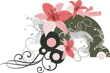 Free Exquisite Floral Design Stock Photography - 4797442