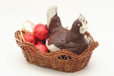 Free Easter Chicken Stock Images - 4797654