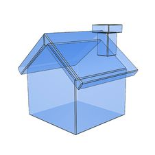 Free Transparent House Stock Images - 4797934