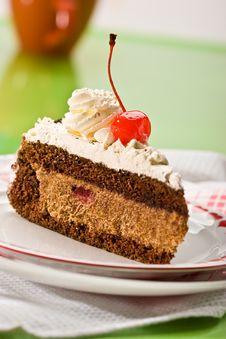 Free Chocolate Cake Royalty Free Stock Photo - 4798415