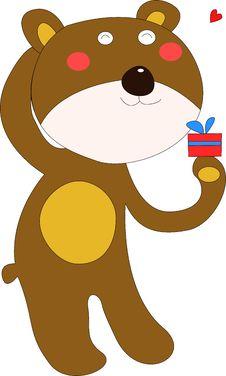 Free Cute Bear Stock Photography - 4798612