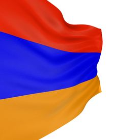 Free 3D Armenian Flag Stock Images - 4798814