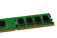 Free Memory Module Royalty Free Stock Photography - 4799367
