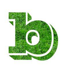 Free Lawn Designs Royalty Free Stock Photos - 4799708