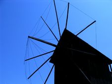 Free Old Windmill Stock Images - 480124