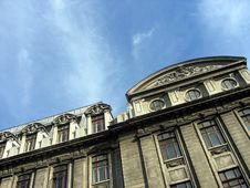 Free Building In Bucharest Royalty Free Stock Images - 481239