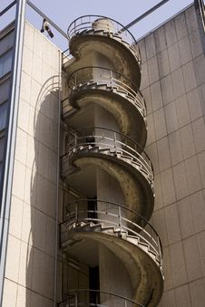 Free Spiral Staircase Stock Photography - 481322