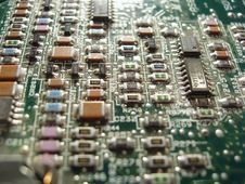 Free Circuit Board Royalty Free Stock Image - 481436