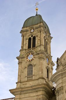 Free Benedictine Abbey Of Einsiedeln Royalty Free Stock Images - 481569