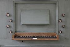Free Old Organ Royalty Free Stock Photo - 483285