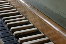 Free Old Organ Royalty Free Stock Photos - 483348