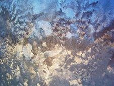 Free Frozen Window Royalty Free Stock Photos - 483388