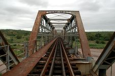 Free Old Train Bridge Stock Images - 483764