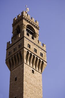 Free Stone Tower Royalty Free Stock Image - 483886