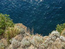 Free Crystal Sea Stock Photo - 484320