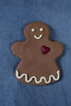 Free Holiday Gingerbread Stock Image - 485481
