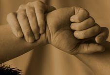 Free Grip Royalty Free Stock Image - 485616