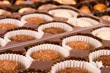 Free Chocolates Stock Photo - 485680
