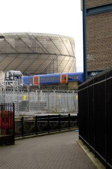 Free Urban Industrial Scene London Stock Photo - 487700