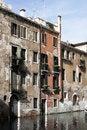 Free Venice, Italy - Water Front Facade Stock Photo - 4803120