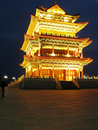 Free Ancient Architecture Night Lights Royalty Free Stock Photography - 4805337