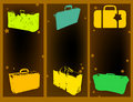 Free Colored Suitcases Stock Photography - 4808702