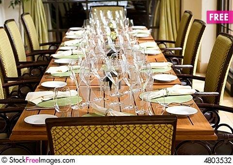 Veranda restaurant seating area table setting & Veranda Restaurant Seating Area Table Setting - Free Stock Images ...
