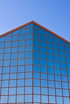 Free Blue Windows Stock Photography - 4800252