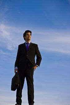 Free Successful Businessman Royalty Free Stock Photo - 4800665