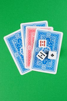 Free Playing Cards Stock Photos - 4800693