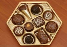 Free Assorted Chocolates Stock Photos - 4801023