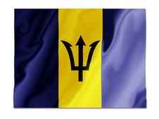Free Barbados Fluttering Stock Photography - 4801062