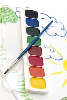 Free Watercolour Stock Photography - 4801102