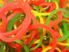 Free Colorful Bands Royalty Free Stock Photos - 4801178