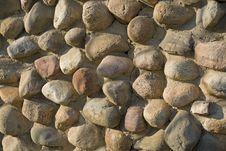 Free Stone Wall Royalty Free Stock Photography - 4801907