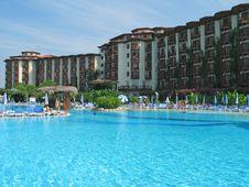 Free Swimming Pool Royalty Free Stock Image - 4801996