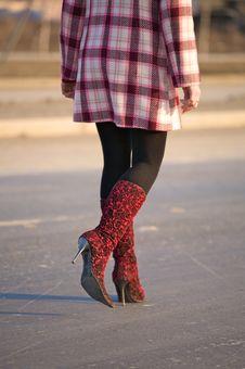 Free Walking  Legs Stock Photos - 4802253