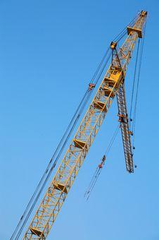 Free Crane Stock Photography - 4802262