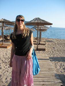 Free Beach Girl Stock Photos - 4802433