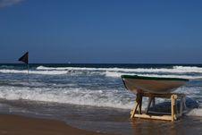 Free Plastik Boat Stock Photo - 4802740
