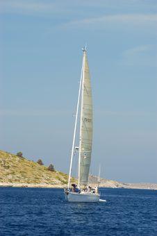 Free Yachting Stock Photo - 4802810