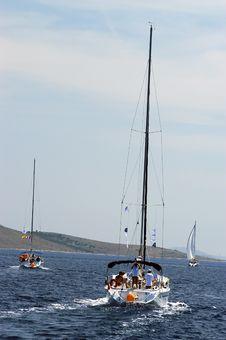 Free Yachting Stock Photo - 4802880