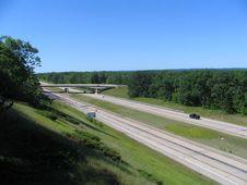Free Interstate Royalty Free Stock Photo - 4803725