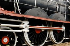 Free India : Old Train Royalty Free Stock Photo - 4804495