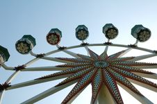 Free Ferris Wheel Royalty Free Stock Photography - 4805377