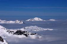 Free Mountain Peaks Stock Photo - 4805530