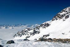 Free Snow And Rocks Stock Photos - 4805583